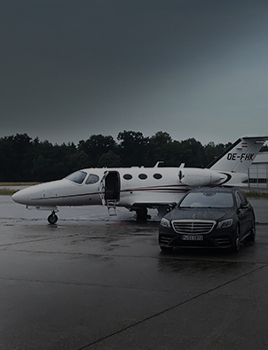 Premium Limousine Service Worldwide From Sixt
